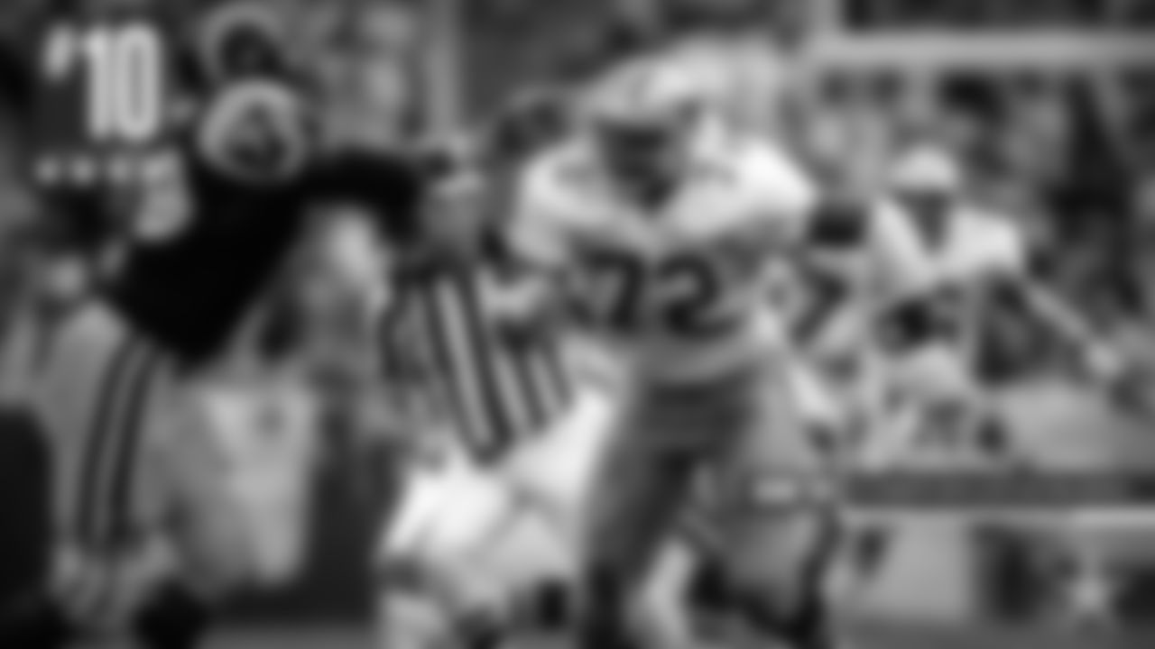 "**10 – Ed ""Too Tall"" Jones** – It's hard to think of the Doomsday Defense without some of the enforcers such as Jones. While he had the catchy nickname, he was as disruptive as any player on the defense, for a variety of reasons. Ask fans of the NFL to name a few of the great Cowboys players and you'll undoubtedly get several ""Too Tall"" responses."