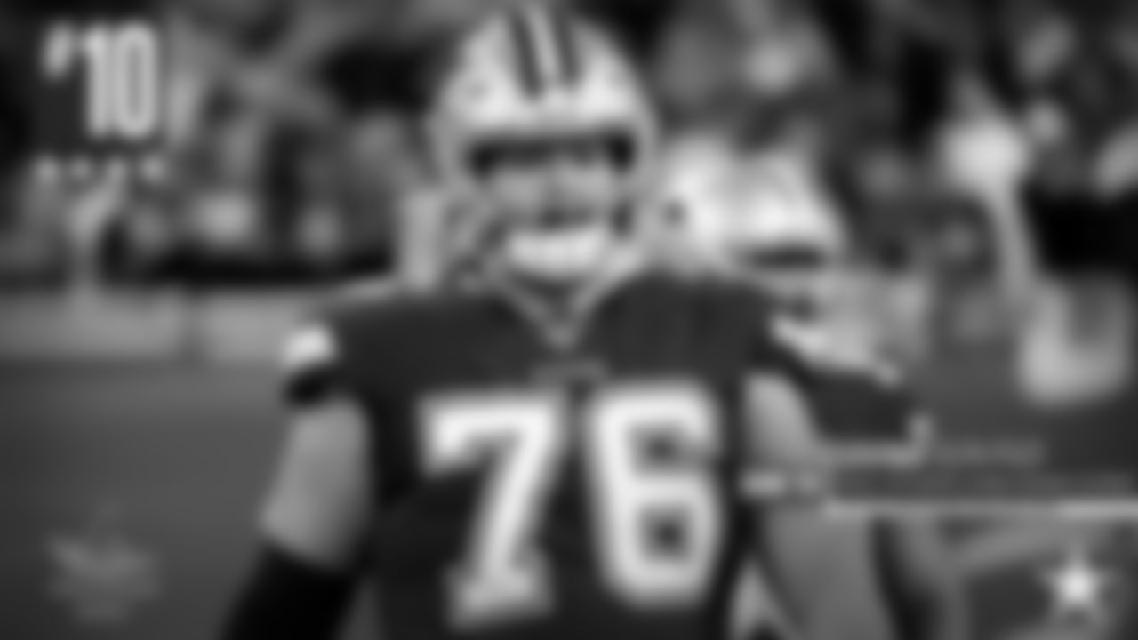 **10 – Xavier Su'a-Filo –** The Cowboys really didn't miss a beat with Su'a-Filo in the game at left guard. The running game wasn't a strength but he held up well in the passing game.The entire line played well but Su'a-Filo makes the list for stepping in with his first start of the year.