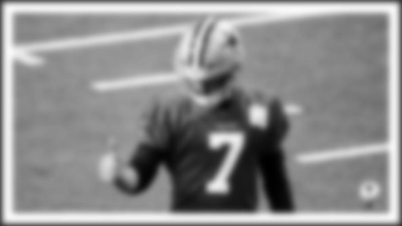 Dallas Cowboys Week 8 Practice | 2020