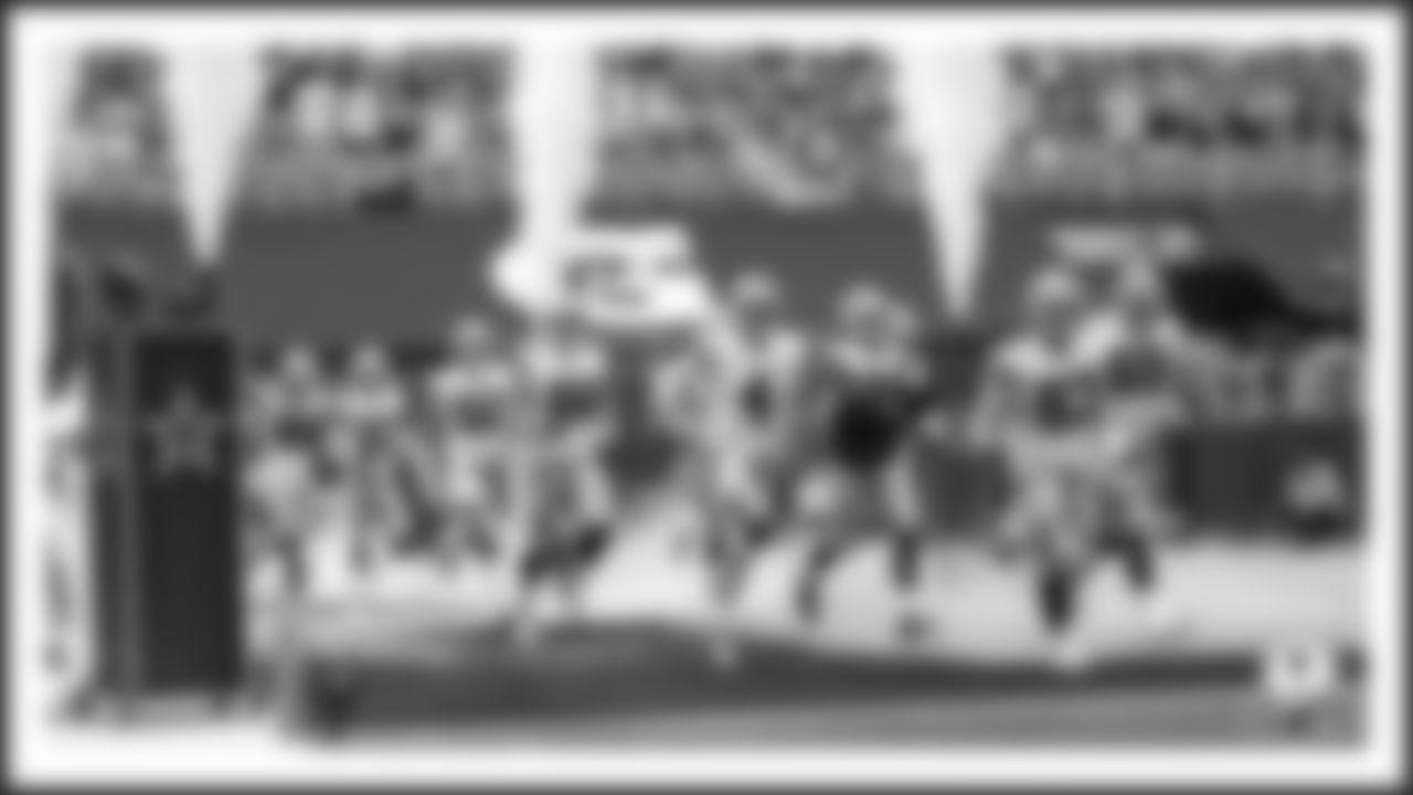 Cowboys vs Giants | Week 5