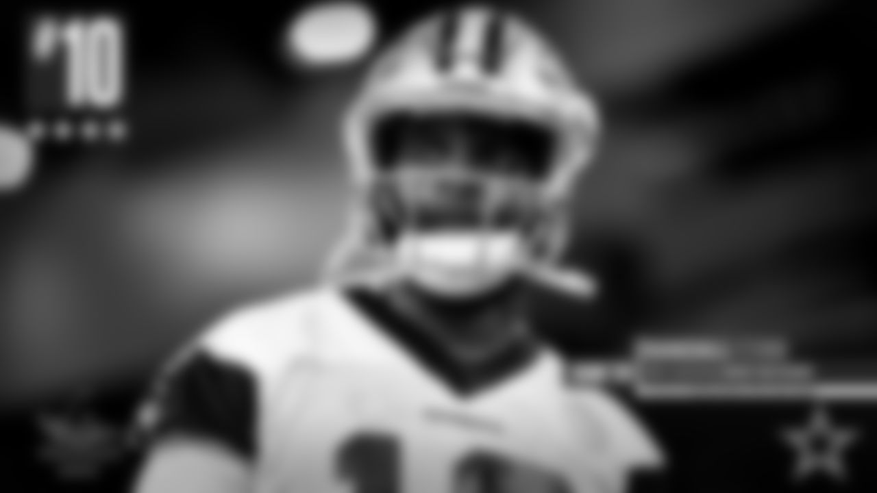 **10\. Randall Cobb:** Maybe this is premature, because Cobb hasn't even played a down for the Cowboys. But if he's healthy, there's every reason to believe he can make a big impact for this offense. The veteran is entering his ninth season, which likely puts him on the downside of his career. If he merits an extension in Dallas, what might it look like?
