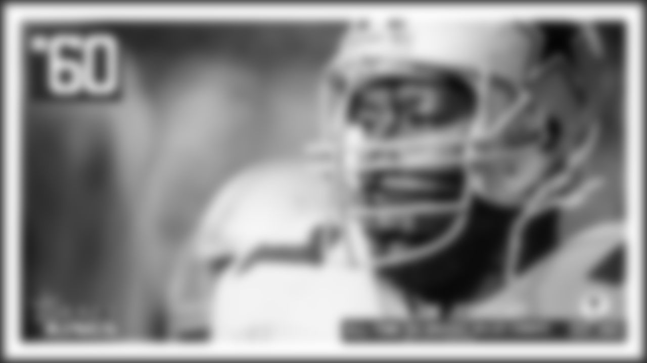 """*60. Jim Jeffcoat*  The 23rd overall pick in 1983, Jeffcoat eventually became a staple on the defensive line, replacing Harvey Martin the following year as a new counterpart to Ed """"Too Tall"""" Jones at the ends. Jeffcoat actually recorded four scores in his career, one of just 37 defensive ends in NFL history with at least four touchdowns.  But he got to the quarterback as well. Jeffcoat and DeMarcus Ware are the only players in Cowboys history to record at least five official double-digit sack seasons. Jeffcoat spent 12 seasons in Dallas and still ranks seventh in club history with 94.5 sacks."""