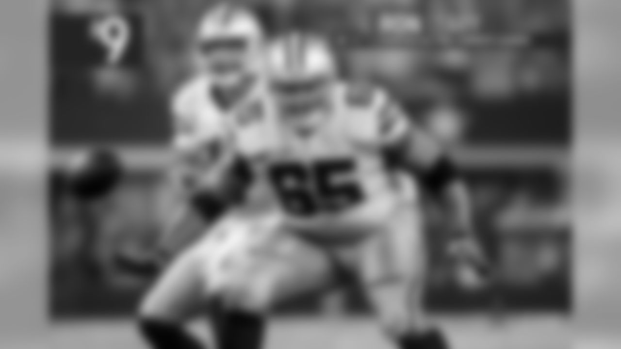 While he was part of a line that featured three Pro Bowlers around him, Leary more than held his own when his number was called. He also received a big number from Denver in free agency, although the Cowboys certainly would've liked to keep him.