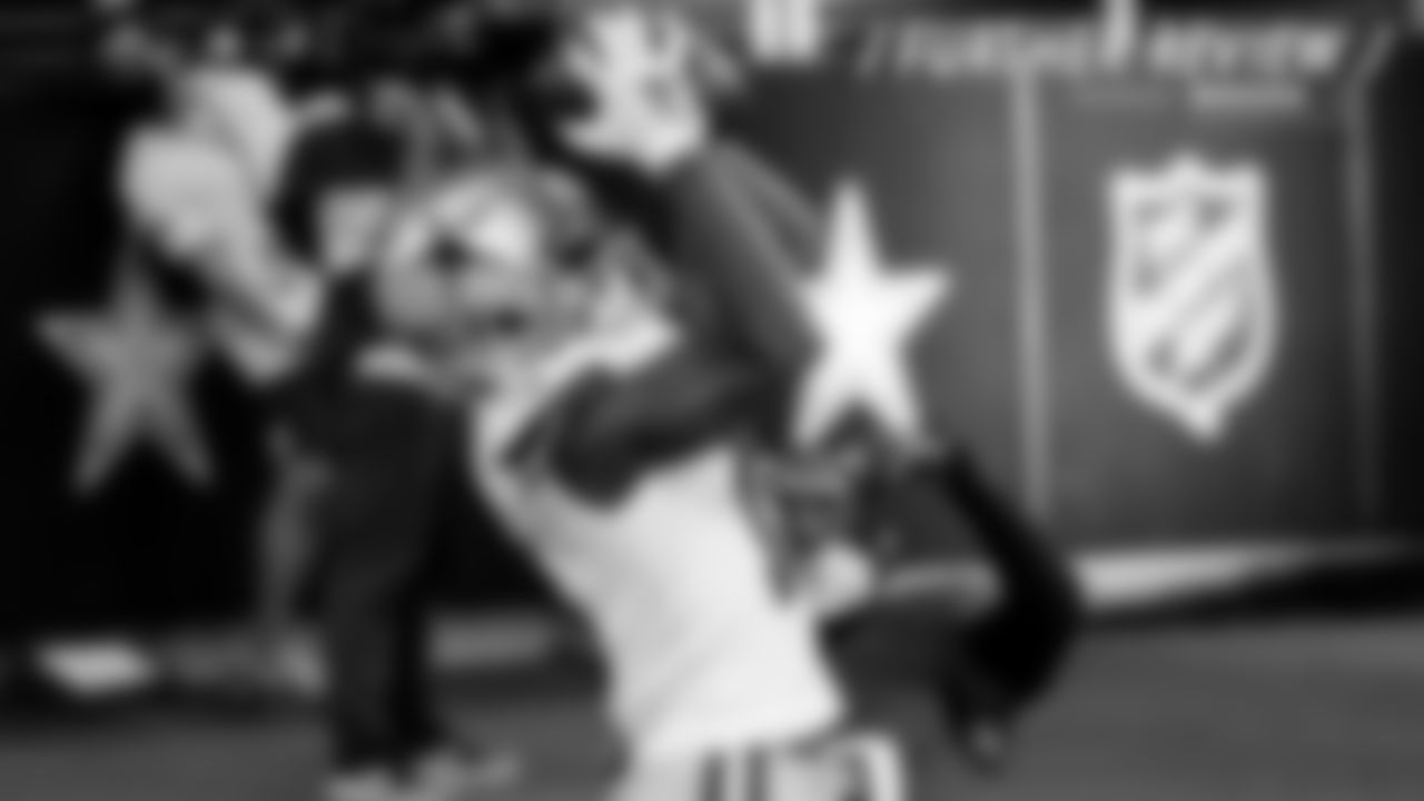 Player of the Game: While his quarterback had 377 passing yards and spread the ball around, the game changed dramatically in the second quarter. And that's when Michael Gallup went to work, catching both of his two touchdowns and the majority of his 121 receiving yards.