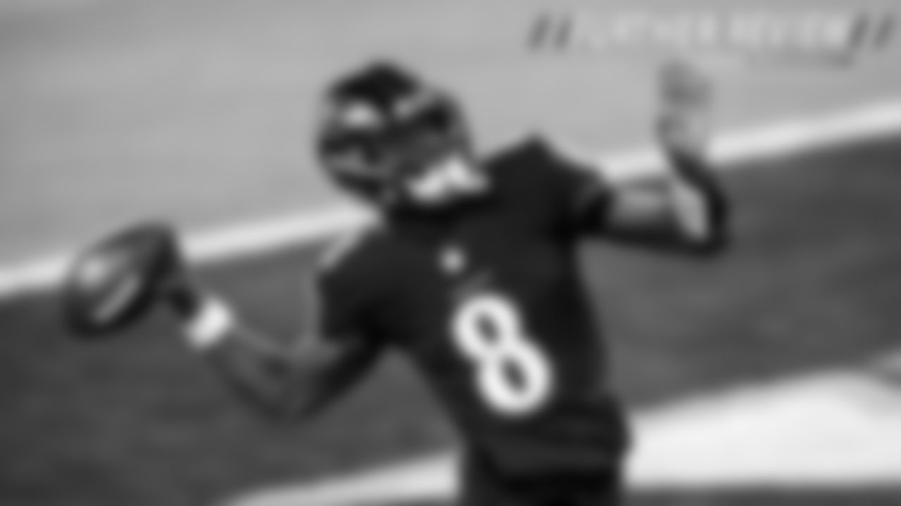 Player of the Game: It's Lamar Jackson, of course. He's a difference maker in every way and he proved why he won the NFL MVP award last season. Fresh off the Reserved/Covid-19 list, Jackson stepped onto the field Tuesday night and ran all around the Cowboys, accounting for three touchdowns – two passing and another on the ground.
