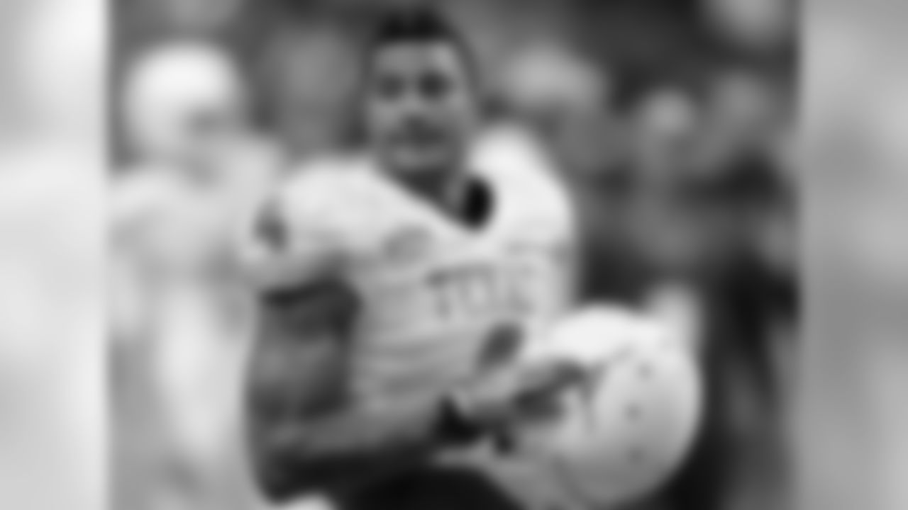Kenny Vaccaro - Texas. Projected Round: 1st