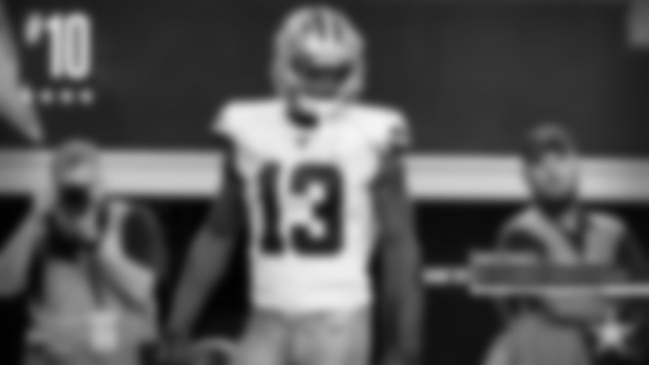 **10\. Michael Gallup** – This entire list is filled with players who have been less than perfect, which is one reason why the team is barely over .500 at 4-3. Gallup is one of them as he got off to a fast start with two big games before a knee injury sidelined him for three more. In his return, Gallup has been hit or miss, including a struggling effort against the Jets. He dropped three passes in the loss when the Cowboys desperately needed him to step up with other receivers out. Still, if he can stay healthy for the last nine games, he's on pace to record nearly 75 catches for over 1,200 yards. There's not a team in the NFL that wouldn't take that from their No. 2 receiver, especially in a run-oriented offense.