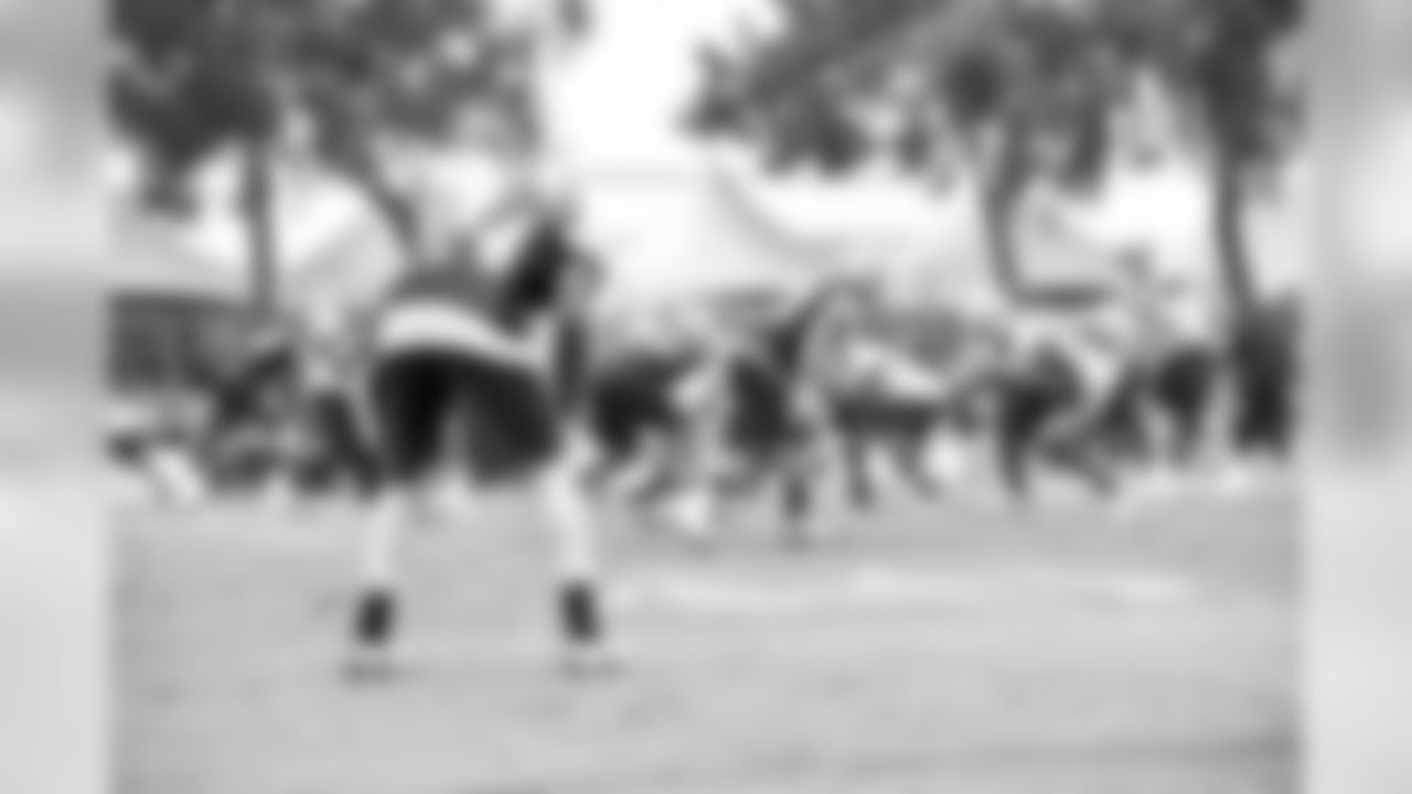 08-21-2015 Oxnard, California Training Camp