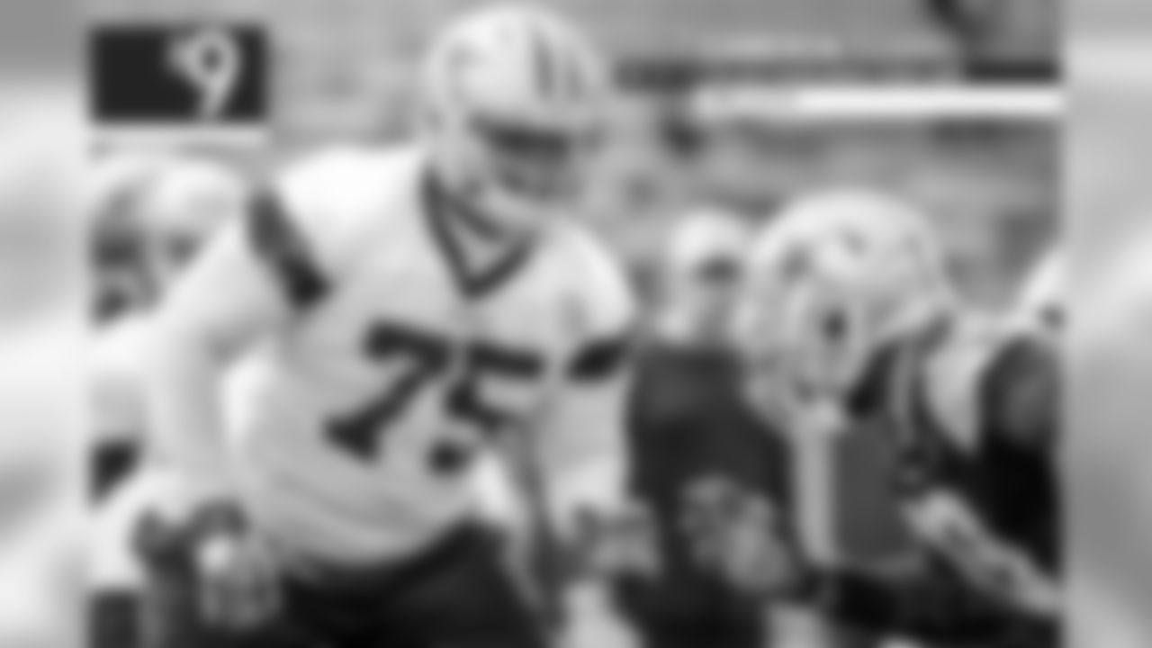 9. Cameron Fleming – While he's a player the Cowboys hopes never plays much, there is more confidence with this depth at offensive tackle because of Fleming. And he's practiced a ton here in camp with Tyron Smith getting a few days off.