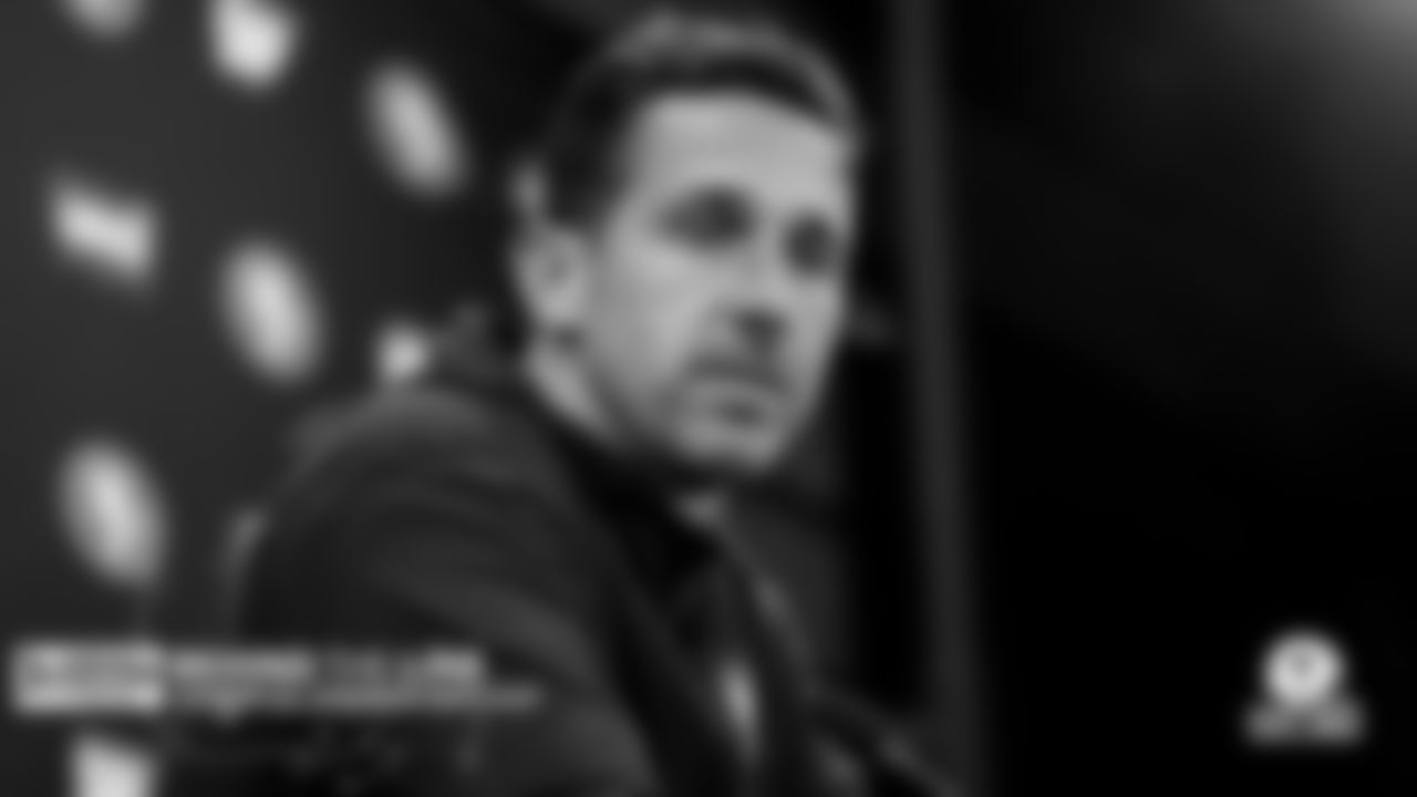 *Who is the guy? Kyle Shanahan *  The 49ers are one of the few teams on offense in which you could say the system matters more than the players. Shanahan and his creative stretch-bootleg system has been able to produce dominant running games and explosive aerial attacks with a hodgepodge of quarterbacks, running backs, and pass catchers rotating in and out of the lineup. The offensive utilizes a mix of exotic pre-snap shifts and motions to mask the 49ers' small menu of play to get defenses off balance while making the game easier for his playmakers.