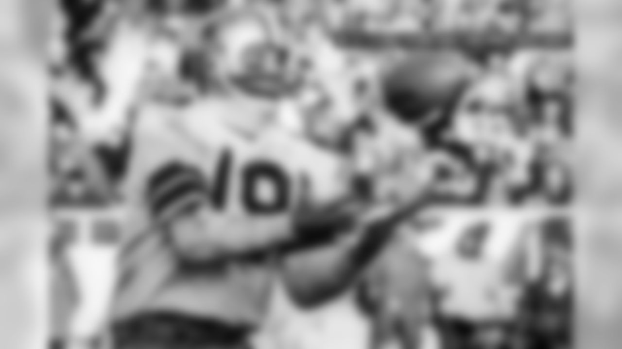 After recording 996 yards in 1967, Rentzel hit the mark in 1968, and came up just 31 yards shy of 1,000 in 1969.