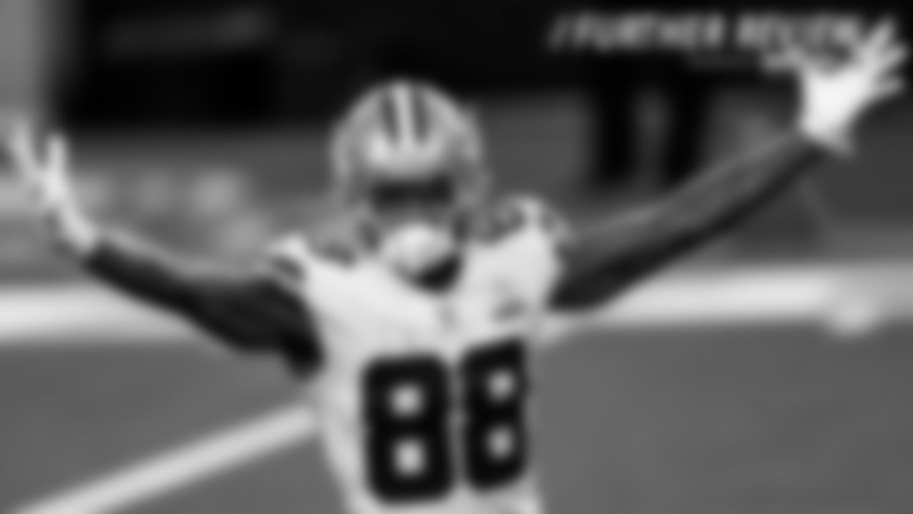 Player of the Game:  From start to finish, CeeDee Lamb was a beast for the Cowboys' passing game. He was Dak's favorite target early on, and finished the game with a career-high eight catches for 124 yards, including a clutch over-the-middle reception before halftime that led to a go-ahead touchdown. Lamb also caught Andy Dalton's first pass of the day, resulting in a first down that also led to a third-quarter score.