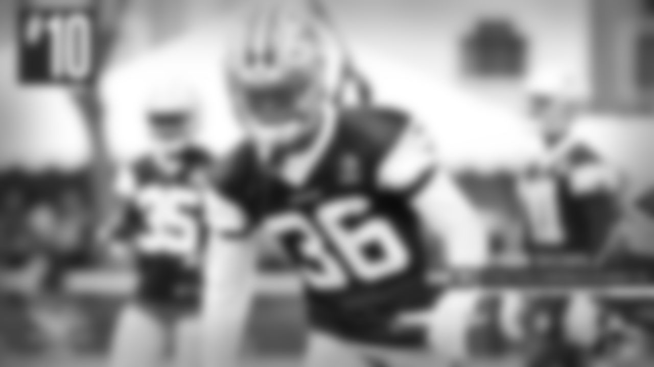Kyron Brown – Added to the team while here in Oxnard, Brown went somewhat unnoticed in some of the practices. He had two tackles for loss against the Steelers but then had a hamstring injury in the Rams practice. He'll have a hard time making the team.