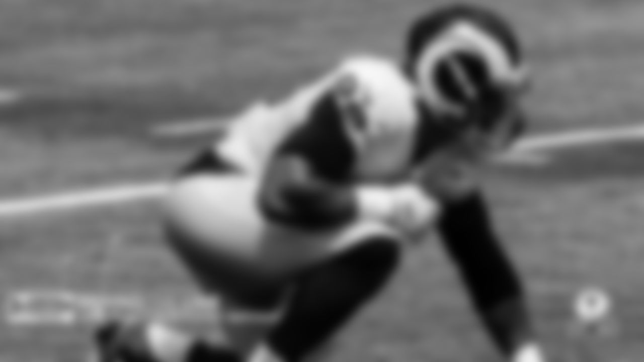 Who's the Guy: Aaron Donald  Donald has amassed most sacks by a defensive tackle in his first six seasons in NFL history (72), while also registering the most sacks (33), QB hits (65) and tackles for loss (45) since 2018. As an ultra-athletic defender with outstanding first-step quickness and explosive power, he is a disruptive force capable of single-handedly taking over the game as a pass rusher or run defender from his defensive tackle spot.