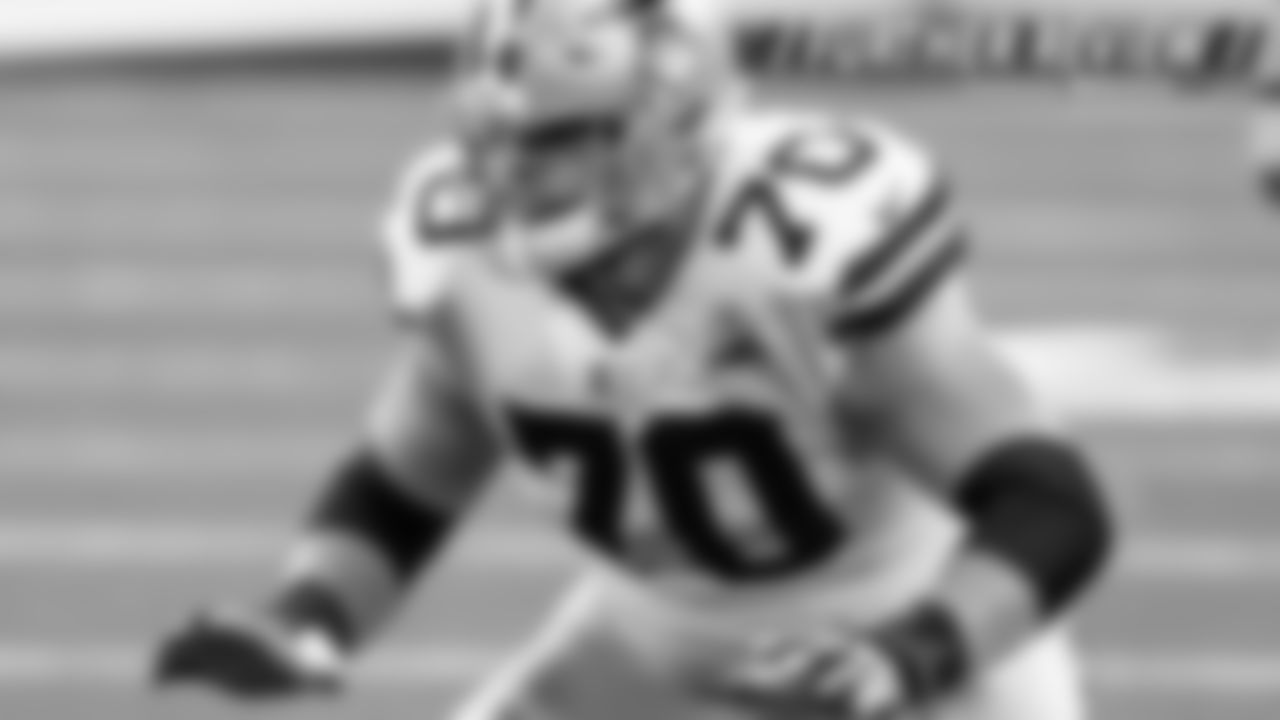 Best Player: This question is certainly not asking for the MVP, because it's rather clear just how valuable Dak Prescott is for this team. But to name the best player for the Cowboys in 2020 – it has to be right guard Zack Martin. And we even saw his true value as well when he went down in the Arizona game and then missed the Washington game a week later. The offensive line had trouble blocking anyone in those games and it's clear Martin's absence was felt. But when he's there, Martin is undoubtedly still one of the best linemen in all of the NFL. And his versatility he showed in Week 3 was also remarkable as he kicked out to right tackle to finish the game and looked like it was a position he's played for years, and not just the first time since being at Notre Dame in 2013.