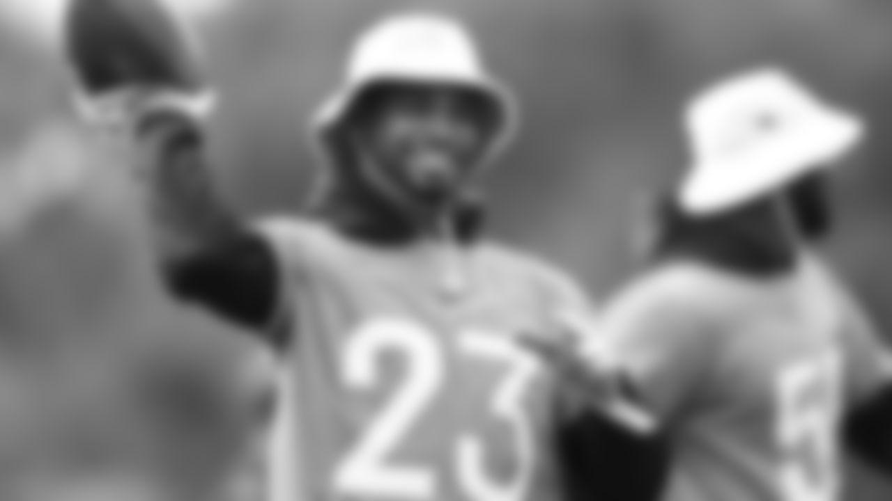 Darius Slay while at the 2020 Pro Bowl