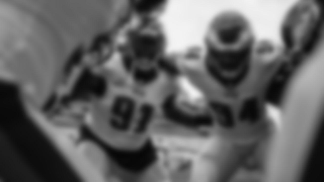 Philadelphia Eagles vs. Pittsburgh Steelers at Heinz Field on October 11, 2020