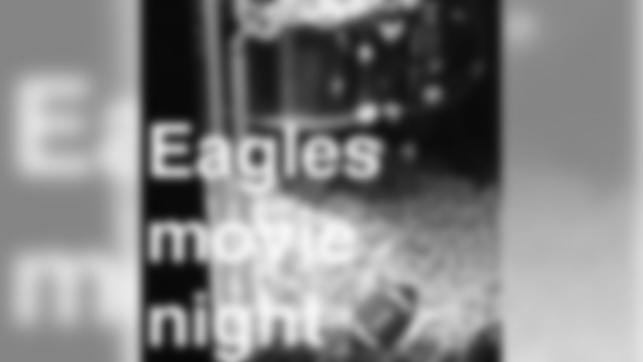 The Eagles are the perfect date for movie night