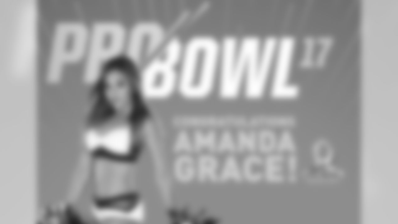 Congratulations Amanda Grace!