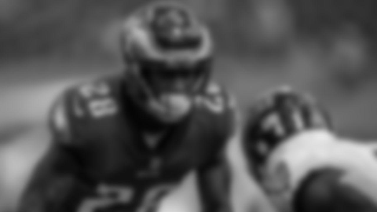 S Will Parks  Philadelphia Eagles vs. Baltimore Ravens at Lincoln Financial Field on October 18, 2020