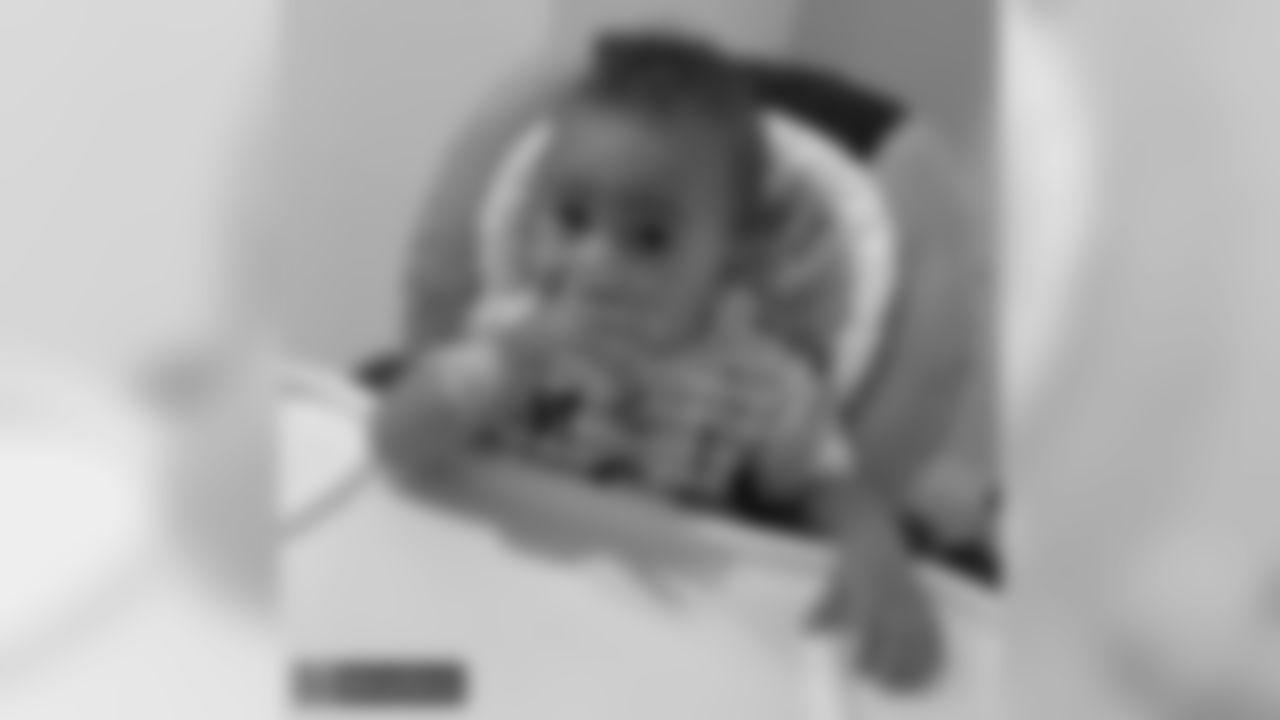 """WR DeSean Jackson: """"My Big Boy almost 1 already!!"""""""