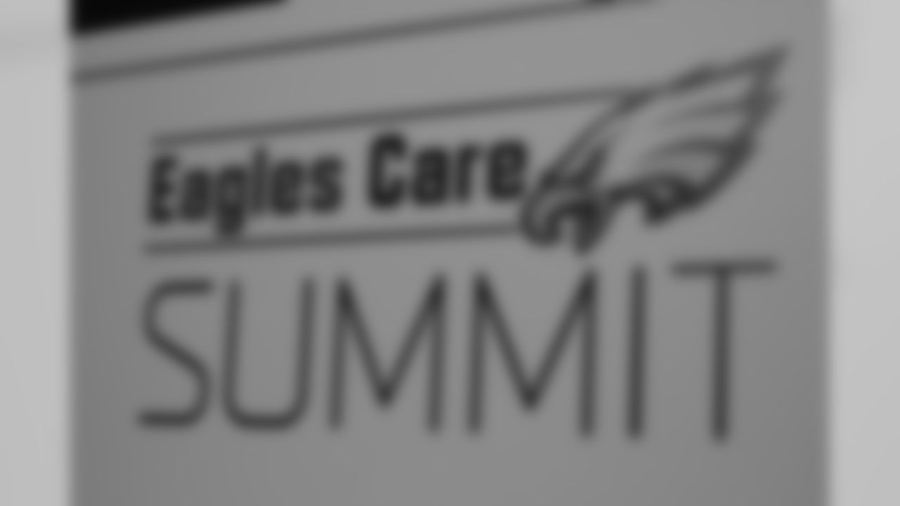 Lincoln Financial Field played host of the second annual Eagles Care Summit
