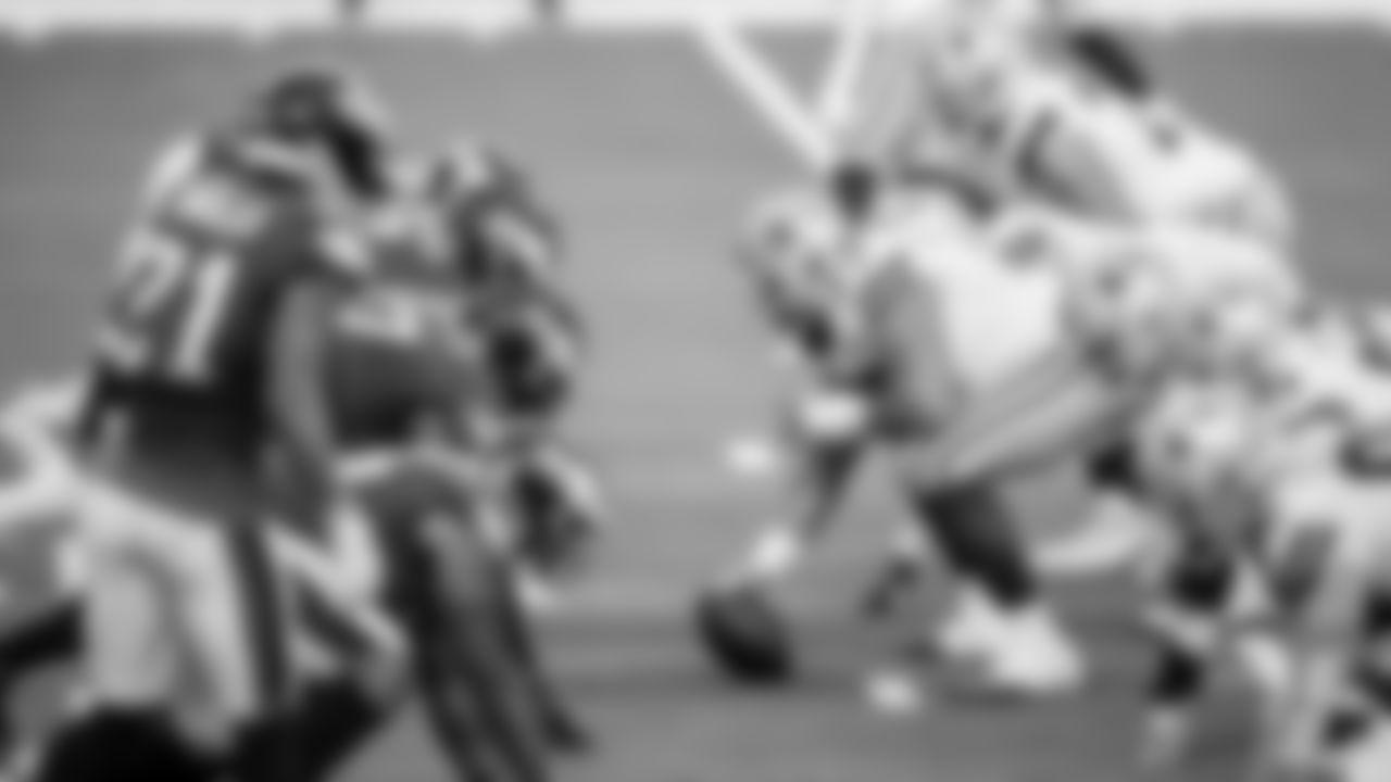Philadelphia Eagles vs. Dallas Cowboys at AT&T Stadium on December 27, 2020