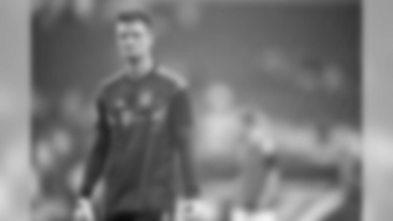 FC Bayern goalkeeper