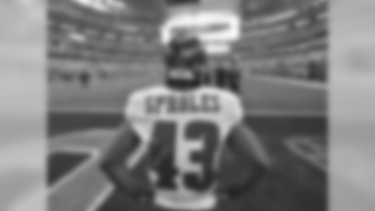 Sproles carried his trademark 43 into the City of Brotherly Love and instantly endeared himself to the Philly faithful with one heck of a 2014 season.