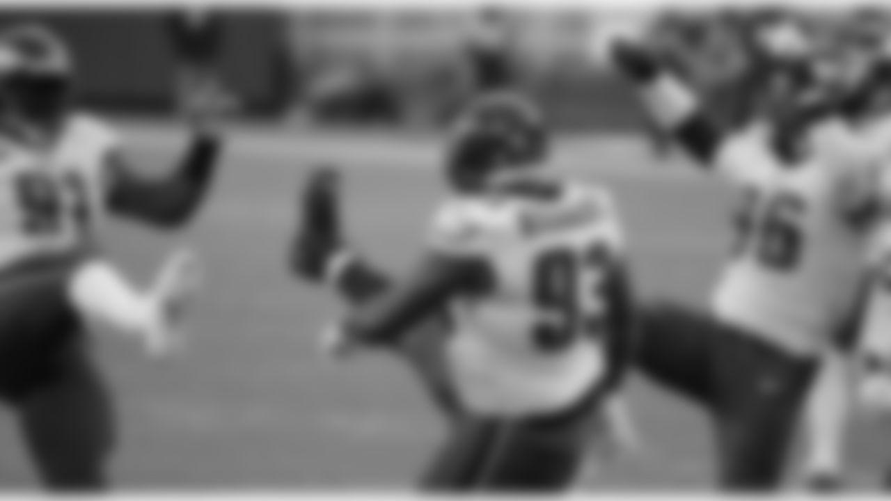 Philadelphia Eagles vs. Green Bay Packers at Lambeau Field on December 6, 2020