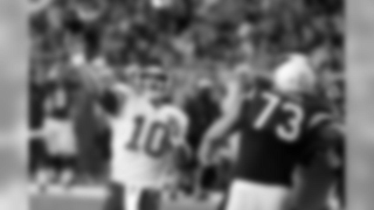 QB Chase Daniel has spent the last three seasons as a backup quarterback with the Kansas City Chiefs