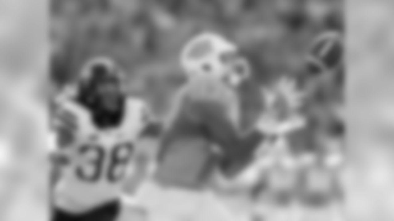 Hollins' 20 touchdowns rank third in North Carolina history.