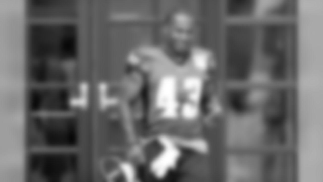 RB Darren Sproles - Kansas State