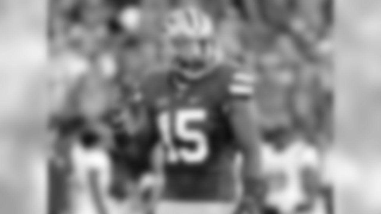 CB Randall Evans played collegiately for Kansas State University