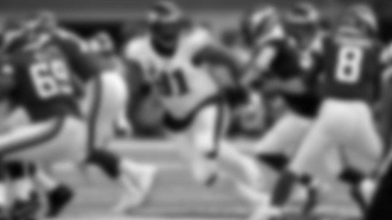 DT Fletcher Cox  Philadelphia Eagles vs. Minnesota Vikings at U.S. Bank Stadium on October 13, 2019