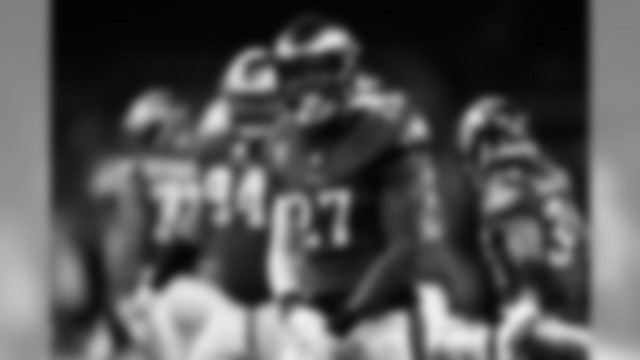 S Malcolm Jenkins  Philadelphia Eagles vs. New Orleans Saints at the Mercedes-Benz Superdome on November 20, 2018