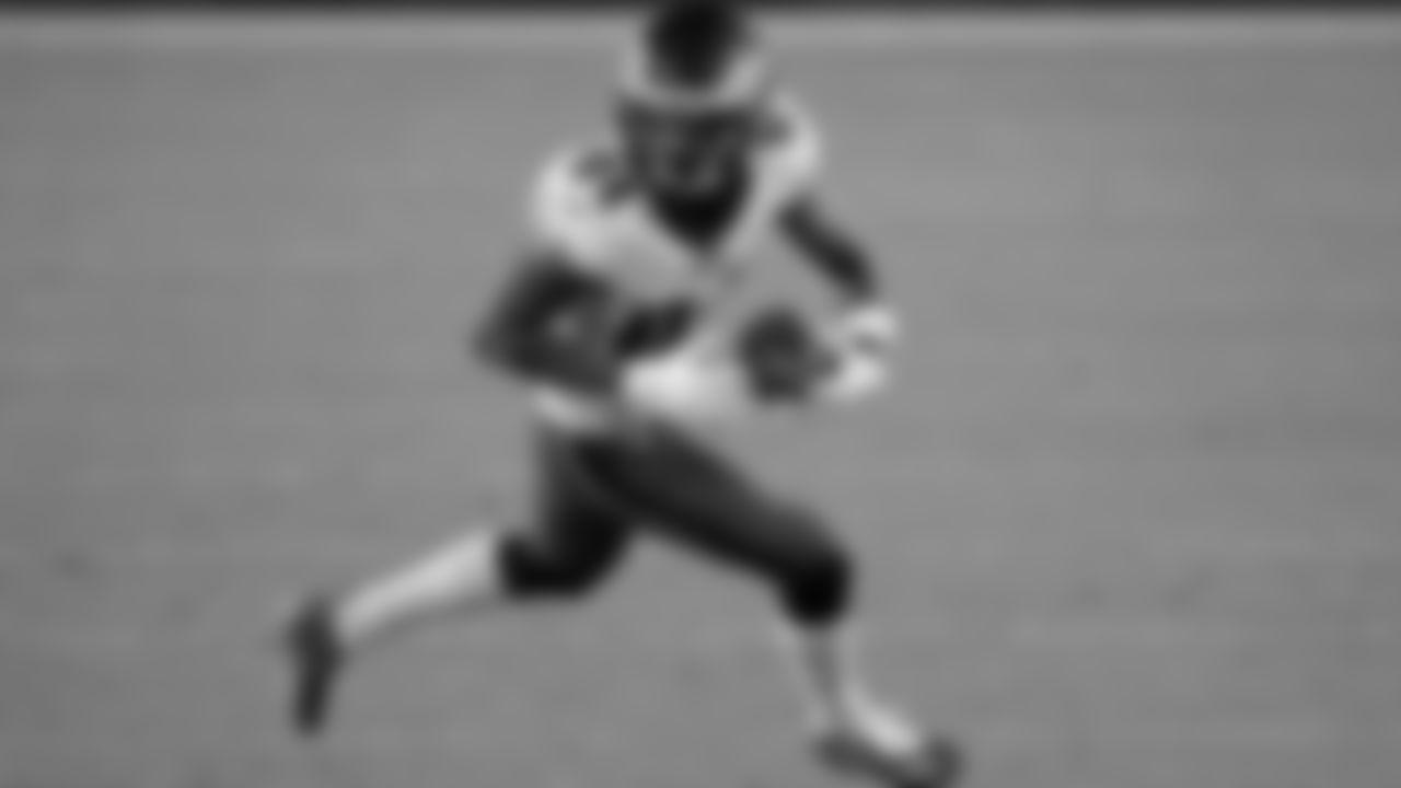 WR Greg Ward  Philadelphia Eagles vs. Green Bay Packers at Lambeau Field on December 6, 2020