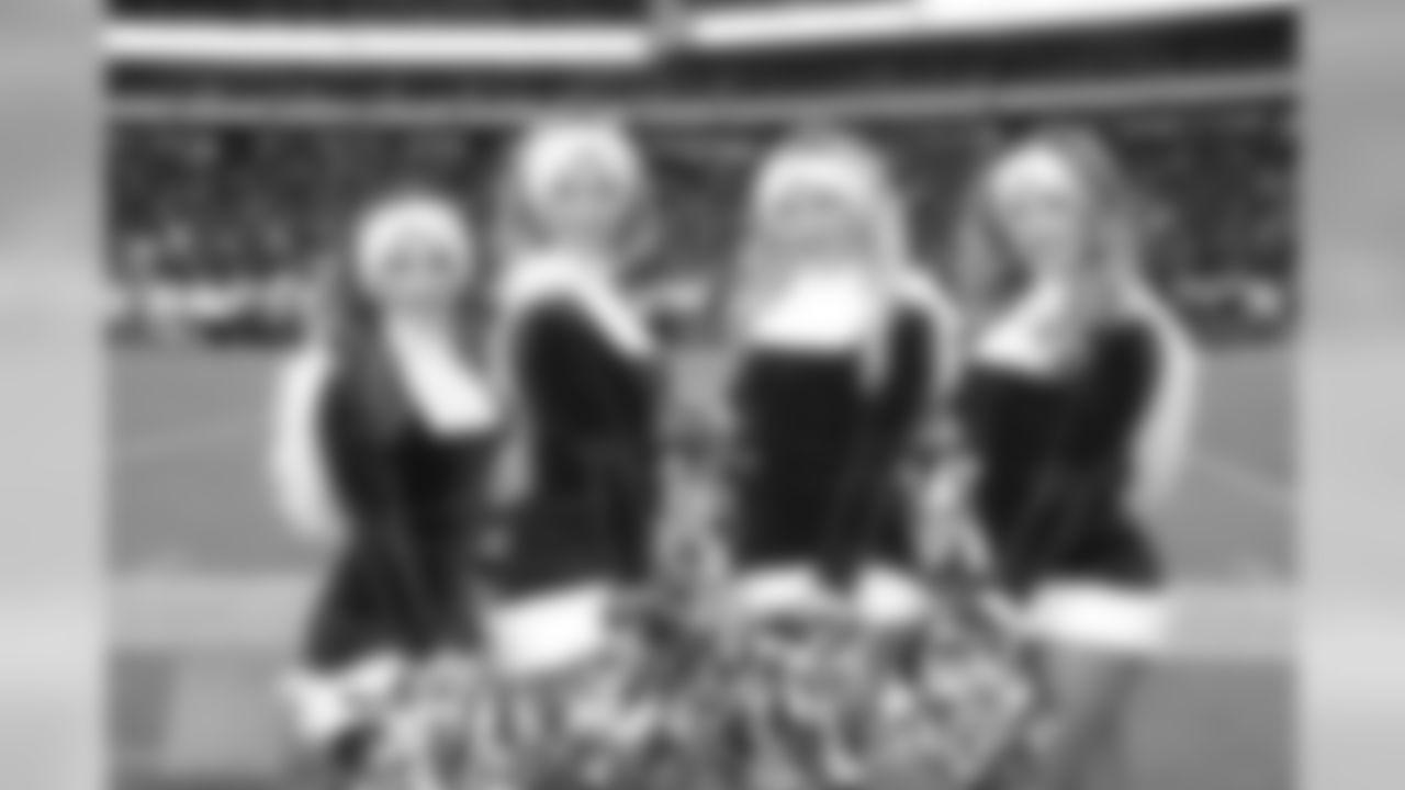 Sage, Victoria, Marissa, and Christine