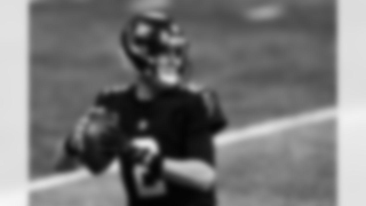 Atlanta Falcons quarterback Matt Ryan #2