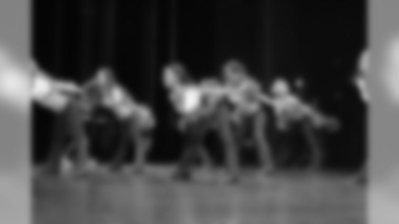 2011 Cheerleader Auditions // 3/20/11 // Georgia World Congress Center -