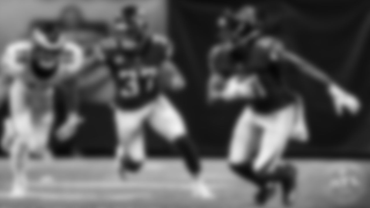 Desmont Trufan, Ricardo Allen | Atlanta Falcons All-Decade Team