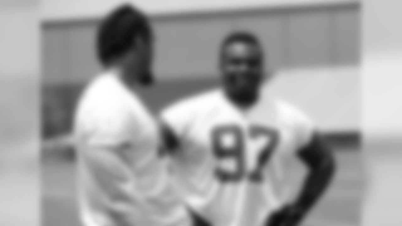 DE Vic Beasley Jr. and DT Grady Jarrett