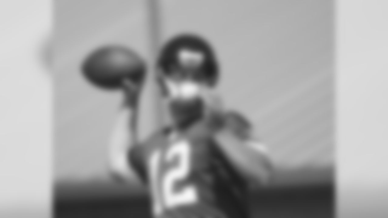 You may not expect a quarterback battle to heat up in camp for the Falcons, but the backup spot behind Matt Ryan could be a hot contest between second-year QB Sean Renfree and recently-added TJ Yates. Renfree had a solid career at Duke and has some proving to do after an injury shelved him for 2013.