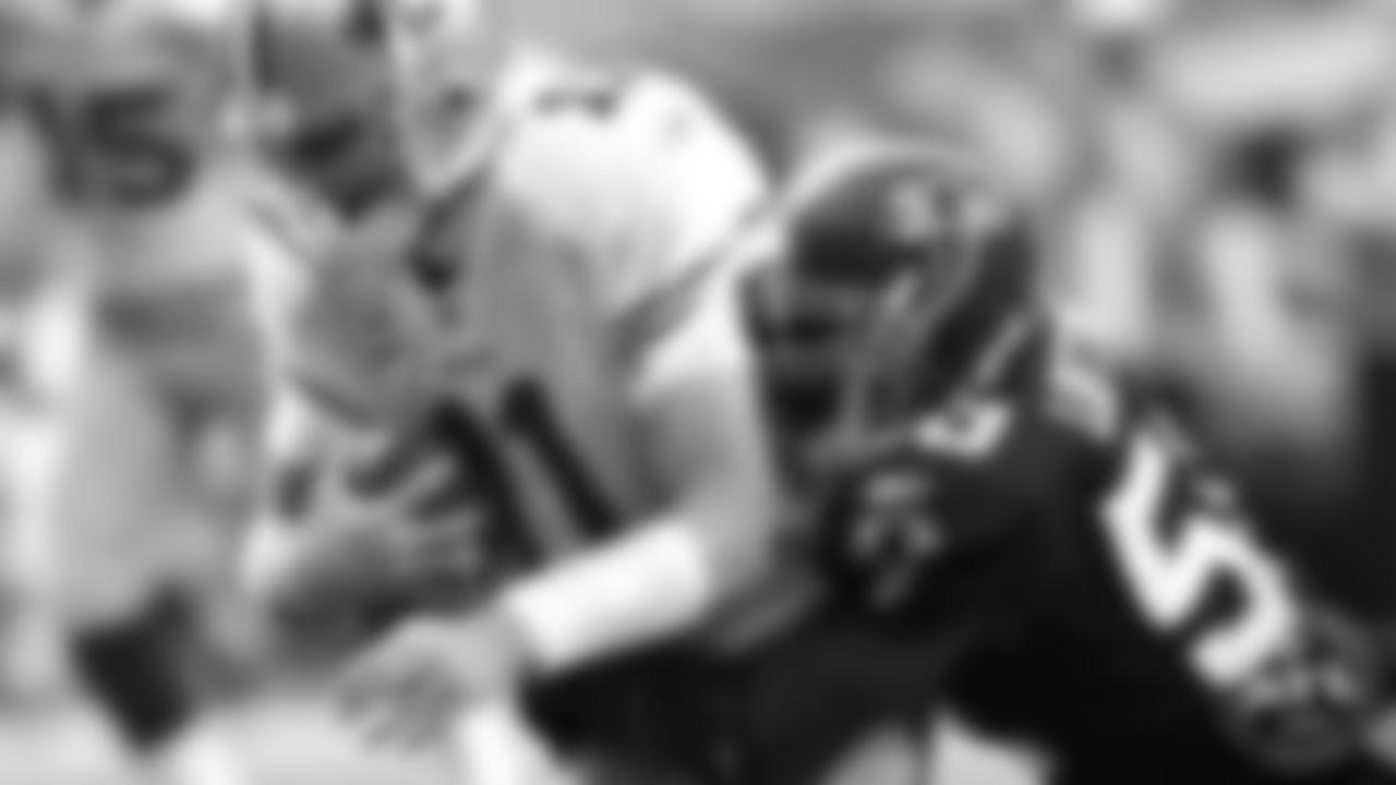 Curtis Lofton | Atlanta Falcons All-Decade Team