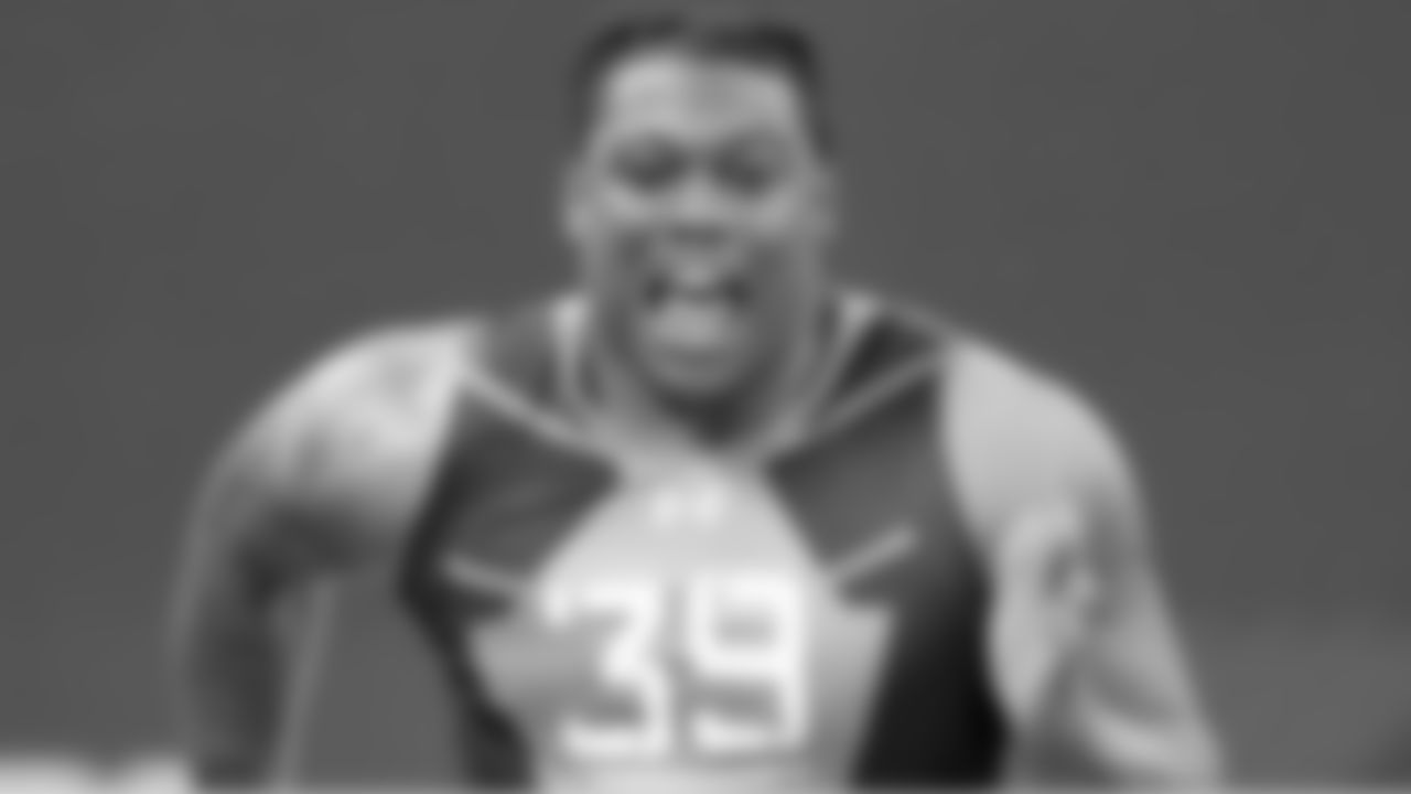 Arkansas defensive lineman Darius Philon