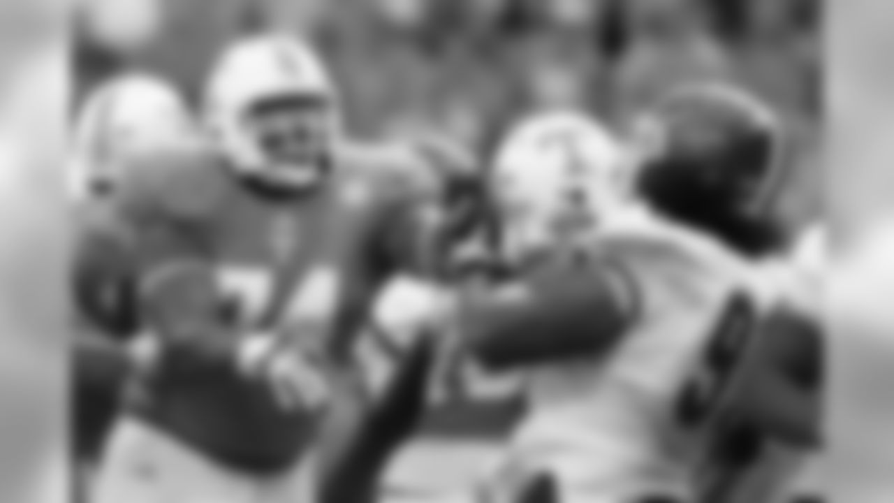Tennessee OT Antonio Richardson