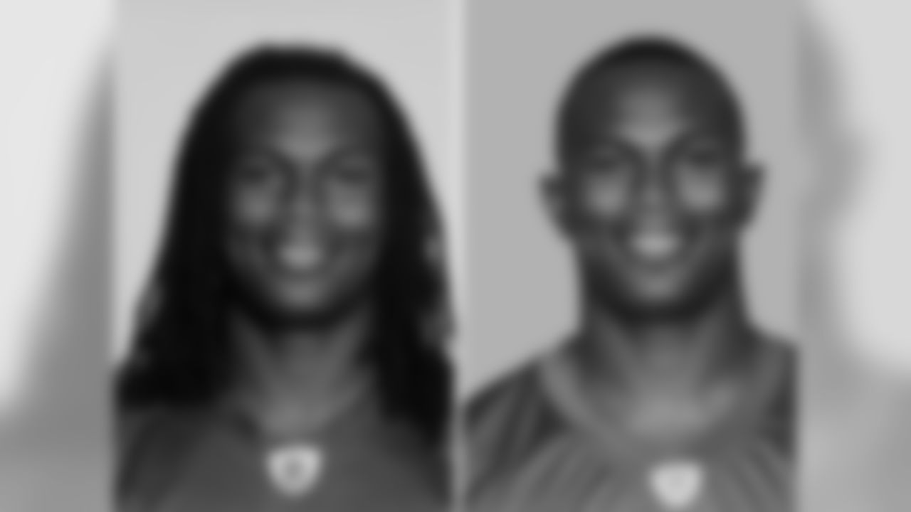 WR Julio Jones in 2011 (left) and in 2014 (right)