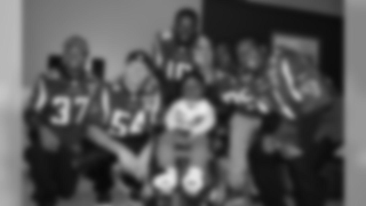 CB Ricardo Allen, LB Tyler Starr, WR Freddie Martino, WR Bernard Reedy and RB Jerome Smith