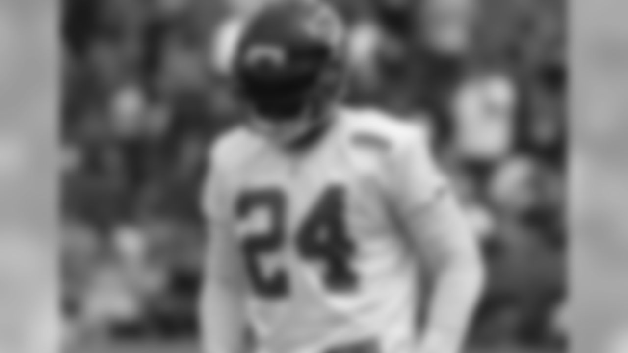 Dominique Franks had an interception last week against Baltimore and is vying for a depth role at CB