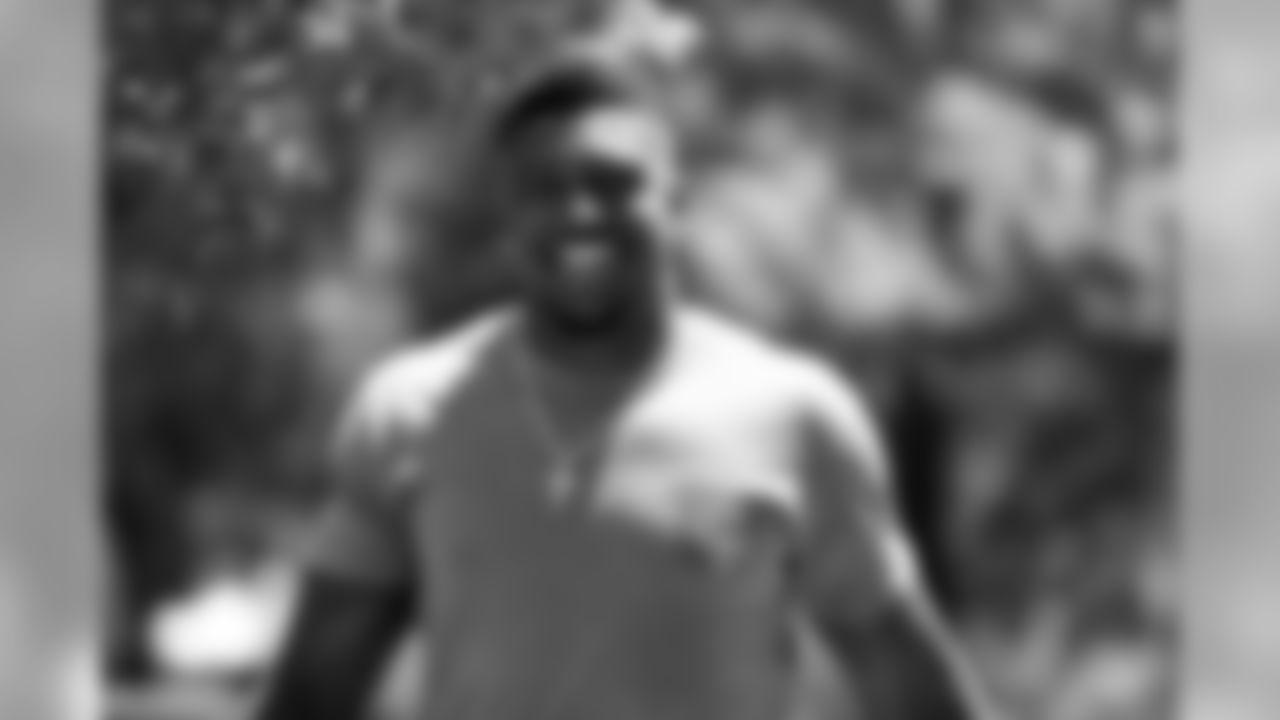 July 21, 2019 -  S Keanu Neal arrives for Training Camp at Atlanta Falcons Headquarters in Flowery Branch, Georgia. (Photo by Kara Durrette/Atlanta Falcons)